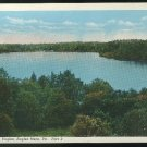 "Lake of the Eagles Eagles Mere PA  Curteich  ""C""  ca 1920's Vintage Postcard"