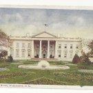 Washington DC White House Vintage UDB Foster & Reynolds Postcard