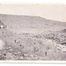 Ezra Meeker Postcard Chimney Rock North Platte Valley NE Old Oregon Trail Vntg