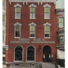 York PA YMCA Building Young Mens Christian Assoc West Market St Bicycle Vintage Postcard