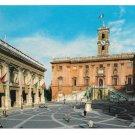 Italy Rome Roma Capitol Campidoglio Vtg Kodak Ektachorme Postcard 4X6