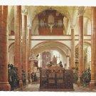 Austria Innsbruck Hofkirche Church Interior Court Chapel Maximilian Cenotaph Vtg Postcard 4X6