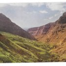 WY Wyoming Shell Canyon Big Horn Mountains Vtg Mike Roberts Western Postcard