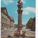 Berne Switzerland Ogre Fountain Kindifresserbrunnen Vntg 4X6 Postcard