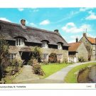 UK Yorkshire Beck Isle Thornton Dale E T W Dennis & Sons Vtg 4X6 Postard