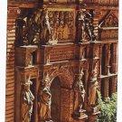 Germany Heidelberg Otto Heinrich Castle Portal Doors Vintage Postcard 4 X 6