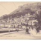 Monaco La Condamine Quarter Harbor Port Shops Vintage Baylone Freres Postcard