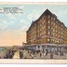 Alamac Hotel Atlantic City NJ Vintage E C  Kropp Postcard Advertising