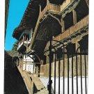 Croatia Zagreb Monastery Old Hostel Vintage S Jovan Bigorski Postcard