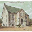 PA West Chester Olivet Baptist Church 1999 Biehn Repro Postcard  4X6
