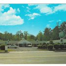 VA Williamsburg Colonial Motel Route 60 Angelo Costas Owner Vtg Postcard