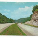 KY Kentucky Turnpike Highway Route I-65 Curteich Vintage 1956 Postcard K1997