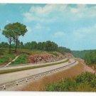 KY Kentucky Turnpike Highway Interstate Rte I-65 Curteich Vintage 1956 Postcard K1999