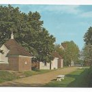 Morrisville PA Pennsbury Manor Office Buildings William Penn Vintage Postcard