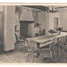 UK Buckinghamshire Jordans Meeting House Friends Quakers Hostel Kitchen Vtg Postcard