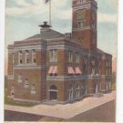 Wilmington DE US Post Office Ninth and Shipley Vintage 1907 UDB Postcard Delaware