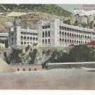 UK Gibraltar Military Hospital from NW VB Cumbo Postcard c 1910