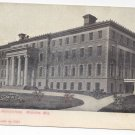 Madison WI College of Agriculture E.C. Kropp Vintage ca 1905 Postcard UDB