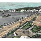 Spain Majorca Palma Mallorca Promenade Harbor Paseo Maritimo Vintage Zerkowitz Postcard