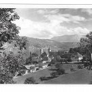 France Hautecombe Abbey Lac Du Bourget Glossy Photo YVON Vintage Postcard