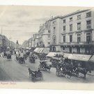 UK England London Regent Street Vtg J Beagles No. 38 Postcard Horse Carriages
