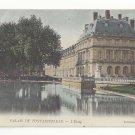 France Palais Chateau Fontainebleau L'Etang Pond Vtg Neurdein Postcard