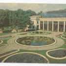 PA Kennett Square Longwood Gardens Ponds Water Lily Pools Vintage Postcard