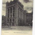 Newark NJ Prudential Building Souvenir Post Card Co Postcard UND ca 1905