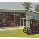 GA Stone Mountain Antique Auto Museum 1904 Oldsmobile Truck Vintage 1960 Postcard