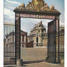 France Versailles Palace Gate of Honor La Grille d'Honneur 4X6 Postcard