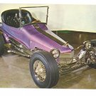 Roadster Hot Rod Joe Wilhelms Show Car Wild Dream Photo Card