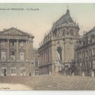 France Palace Chateau Versailles La Chapelle The Chapel Vtg Mme Moreau Postcard c 1910