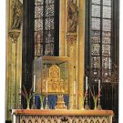 Germany Koln Cologne Cathedral am Rhein Altar Shrine of Three Kings Postcard 4X6