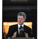 Bill Clinton President United States Speaking Arkansas Politics Vintage Postcard 4X6