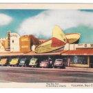 Baja Ca Tijuana Mexico El Sombrero Charro The Big Hat Vintage Postcard