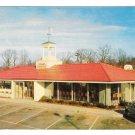 HOJO Howard Johnson Restaurant Iconic Roadside Diner Travel Vintage Tichnor Postcard