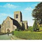 UK England Mount St Bernard Abbey Leicestershire Cistercian Monastery Postcard 4x6