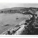 France Cannes 1948 Cote D'Azur Beach La CroisetteGlossy Photo Postcard 4X6