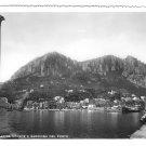 Italy Capri Marina Grande Banchina del Porto Quay Glossy 4X6 Photo Postcard