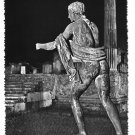 Italy Pompeii Art Statue of Apollo Glossy Photo Carcavallo Postcard 4X6