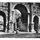 Italy Rome Arch of Constantine Roma Arco di Costantino Glossy 4X6 Photo Postcard