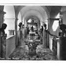 Italy Ana Capri San Michele Loggia Sculture Sculpture Hall Glossy Photo 4X6 Postcard