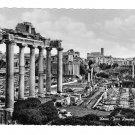 Italy Rome Fora Romano Roman Forum 4X6 Vera Foto Glossy Photo Postcard