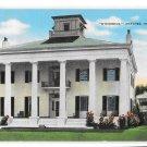 MS Natchez D'Evereux Historic 1840 Mansion Vintage Mississippi Postcard