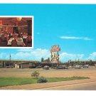 Entre Restaurant and Motel Route 40 Winslow AZ Vintage Postcard