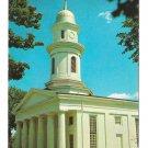 Media PA Presbyterian Church Baltimore Pike and Church St Vintage Unused Postcard