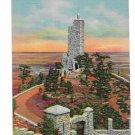 CO Will Rogers Shirine of the Sun Cheyenne MT Colorado Springs Broadmore Postcard