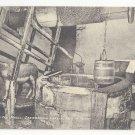UK Carisbrooke Castle Isle of Wight  Donkey in Wheel Vintage T Piper Postcard