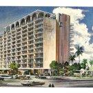 Beverly Hillcrest Hotel California Beverly Hills CA Vintage Postcard