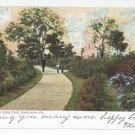 PA Lancaster Scene at Long Park Souvenir Post Card Co Vintage UND Postcard